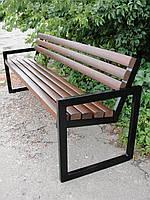 Лавочка садово-парковая, разборная (180 см)