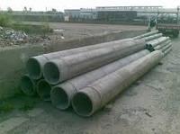 Діаметр 500мм. Азбестова напірна (азбесто цементна) труба ВТ-6 і ВТ-9 + комплект муфт САМ, Доставка