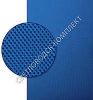 Сетка кросовочная №003, Турция, ширина 160 см, цвет синий