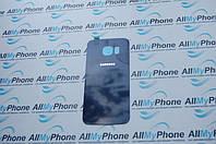 Задняя панель корпуса для мобильного телефона Samsung G925F Galaxy S6 EDGE Blue