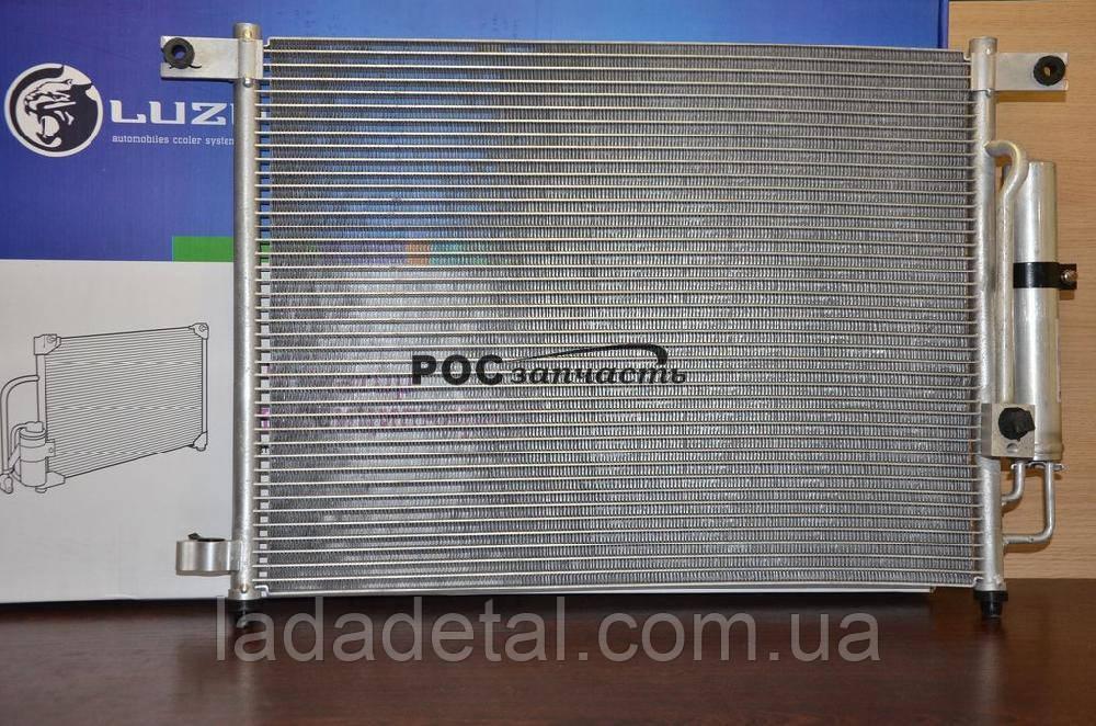 Радиатор кондиционера Авео с 2005 г.