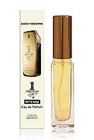 Мужской мини-парфюм Paco Rabanne 1 Million Intense (Пако Рабанн Ван Миллион Интенс) в стеклянном флаконе,20 мл