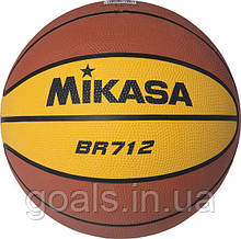 М'яч баскетбольний Mikasa BR712
