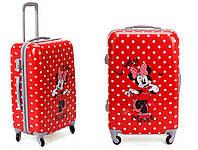 Большой чемодан для девочки  MINNIE