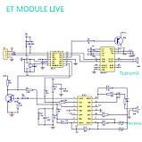 HC-SR04 ультразвуковой датчик расстояния HCSR04 для Arduino, Raspberry Pi, фото 4