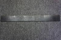 Полиуретановый рубец (косячок) EXTRA LUX 400*40 мм.цвет в ассорт. черный