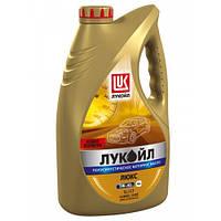 Всесезонное моторное масло Лукойл Люкс API SL/CF 5W-40 4л