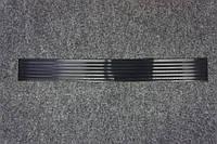 Полиуретановый рубец (косячок)  «SIA» 509*35 т.5,0 мм. цвет в ассорт. (Латвия) черный