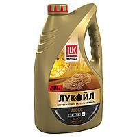 Всесезонное моторное масло Лукойл Люкс Синтетическое 5W30 API SL/CF 4л