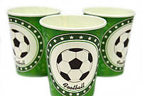 Стакан бумажный Футбол