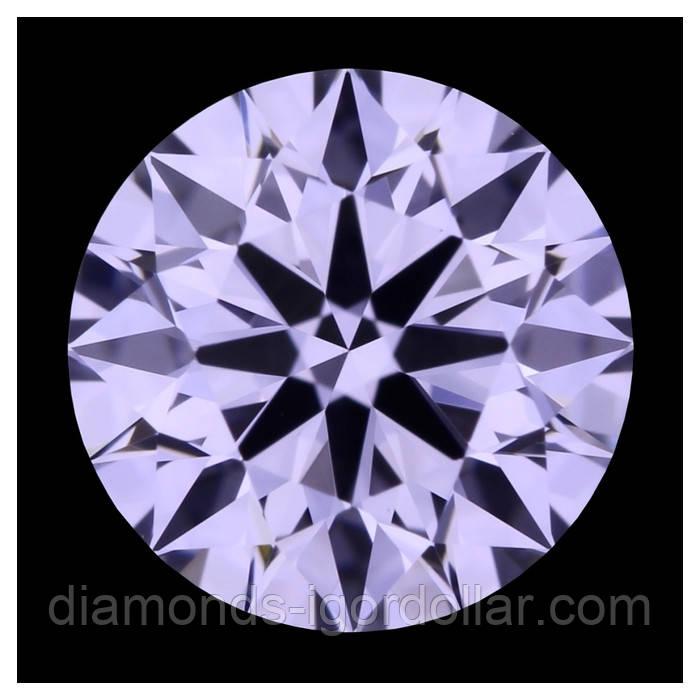 Бриллиант натуральный природный 0,42 кт GIA