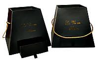 Коробка подарочная черная