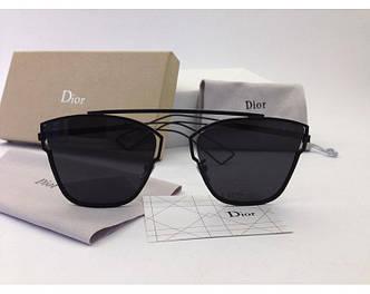 Солнцезащитные очки Dior (0204) black SR-702
