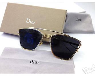 Солнцезащитные очки Dior (0204) gold SR-703