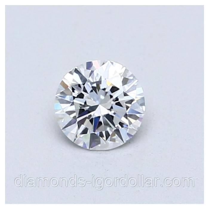 Бриллиант натуральный природный 0,45 кт GIA