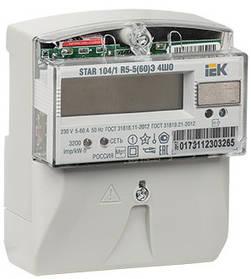 Новинка IEK: Компактный счетчик STAR на DIN рейку