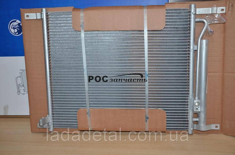 Радиатор кондиционера Авео T255 с 2008 г.