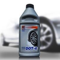 Тормозная жидкость (1 кг) DOT-4