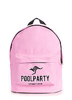 Молодежный рюкзак Poolparty Kangaroo Rose
