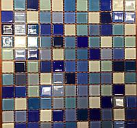 Мозаика стеклянная MixN