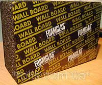 Пеностекло Foamglas WallBoard  для «мокрых фасадов», 1200х600х80 мм (Бельгия)