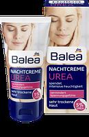 Ночной крем для лица Balea Urea с мочевинной 50 мл