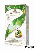 Чай Hyleys Гармония Природы 7 натур. вкусов \ Хэйлис Ассорти 25 пак.