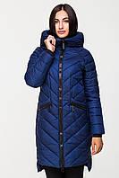 Женская осенняя курточка удлиненная