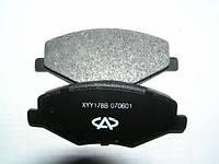 Колодки тормозные передние Chery Amulet / Амулет, A11-6GN3501080