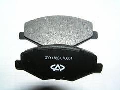 Колодки гальмівні передні Chery Amulet / Амулет, A11-6GN3501080
