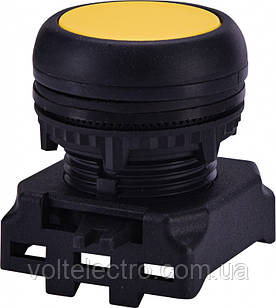 Кнопка-модуль утоплена EGF-Y без фіксації, жовта