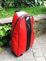 Рюкзак PUMA FERRARI D1855 красный