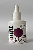 Гелевый пищевой краситель Criamo Пурпурный/Purple 25g
