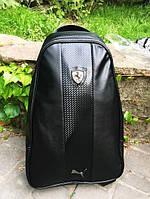Рюкзак PUMA FERRARI D1856 черный