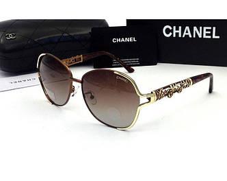 Солнцезащитные очки Chanel (6108) brown SR-709