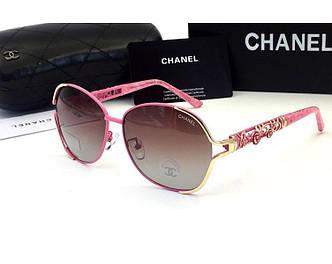 Солнцезащитные очки Chanel (6108) rose SR-710