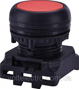Кнопка-модуль утопленная EGF-R без фиксации, красная