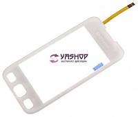 Сенсор (тачскрин) Samsung S5330 Wave 533 белый