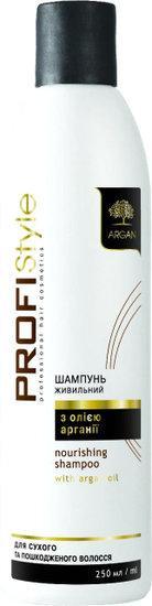 PROFISTYLE Шампунь для волос питательный 250мл