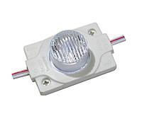 Инжекторный светодиодный модуль SMD3030 1.5W, CW (холодный белый)
