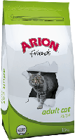 Arion Friends Adult Cat корм для взрослых кошек с курицей, 2 кг