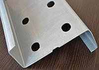 Профиль Z стальной, оцинкованный, гнутый