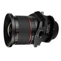 Объектив Samyang T-S 24mm f/3.5 ED AS UMC Nikon F