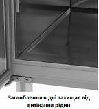 Стол холодильный Modern-Expo 1400*600(без борта), фото 3