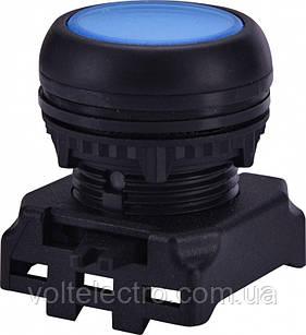 Кнопка-модуль утоплена з підсвічуванням EGFI-B без фіксації, синя