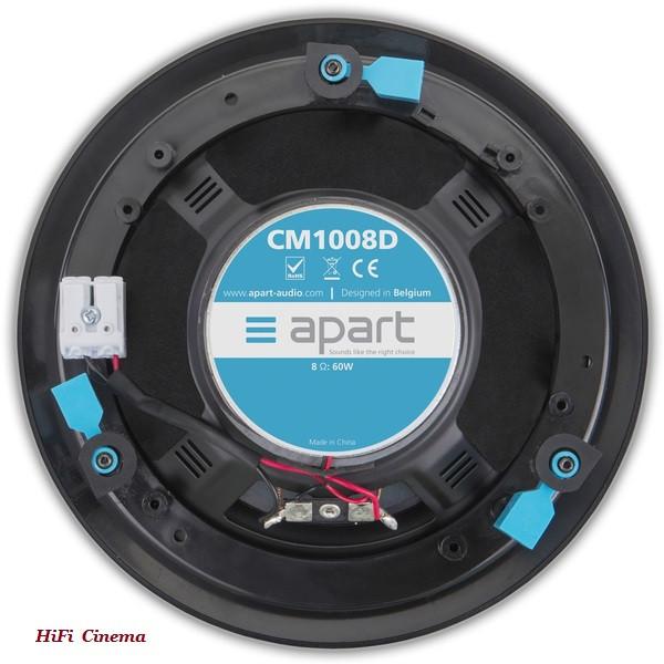 Apart CM1008D Дизайнерская встраиваемая акустическая система