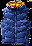 Мужские спортивные жилетки, Adidas, P.p L-4XL, 5 ШТ
