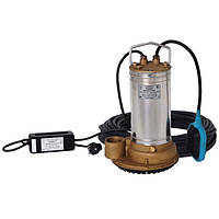 Дренажный насос Водолей БЦПД 3,3-6-А-У (датчик уровня)