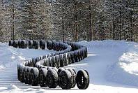 Тест зимних шин для коммерческих автомобилей