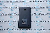 Задняя панель корпуса для мобильного телефона Nokia 630 Lumia Dual Sim Black